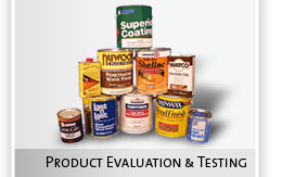 Product Evaluation and Testing